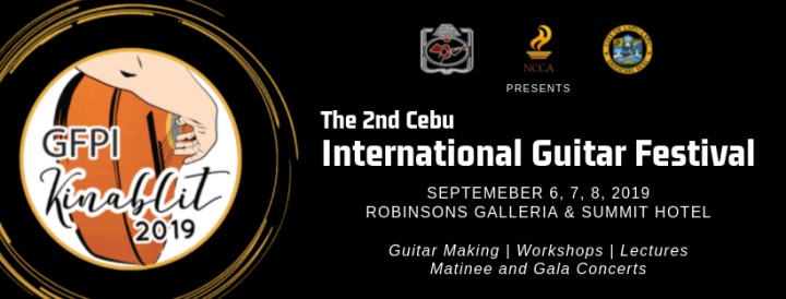 Kinablit 2019: The 2nd Cebu International Guitar Festival | Cebu Finest