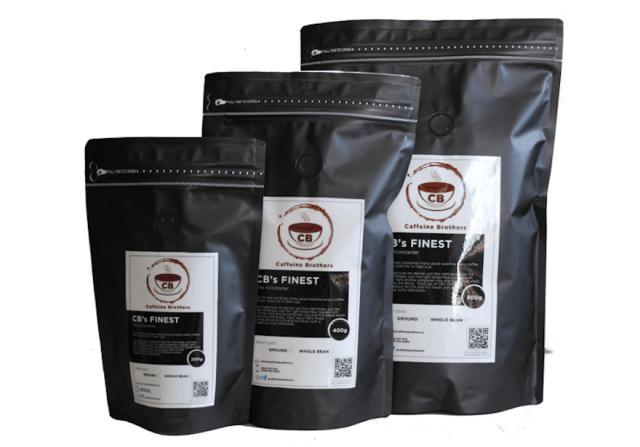 Caffeine Brothers Co. releases CB's Finest, the kickstarter blend for all   Cebu Finest