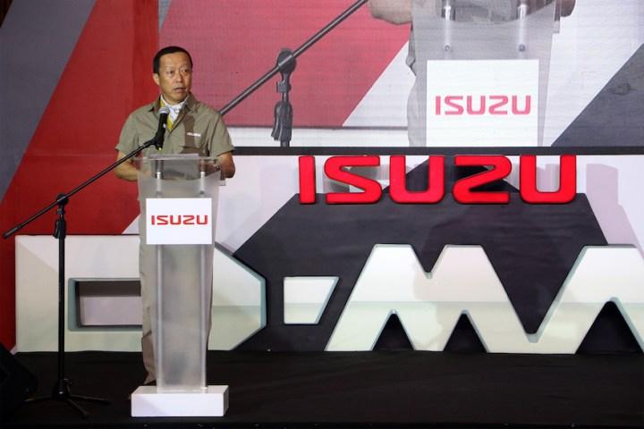The Isuzu D-MAX LS-A makes its Visayas debut with the 'Tough Enough' drive demo | Cebu Finest