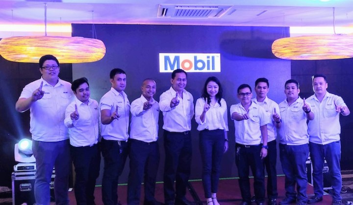 North Trend Marketing Corp. launches new Mobil engine oils in Cebu | Cebu Finest