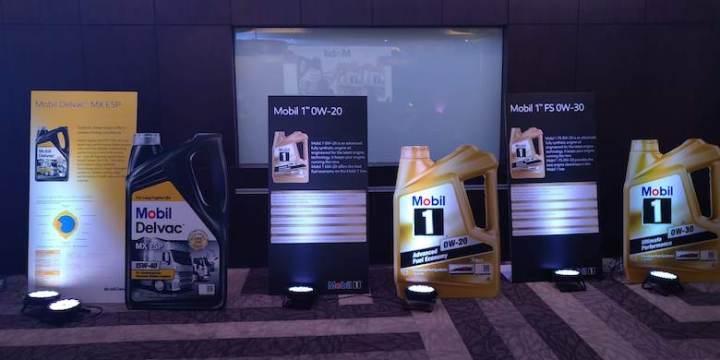 North Trend Marketing Corp. launches new Mobil engine oils in Cebu   Cebu Finest