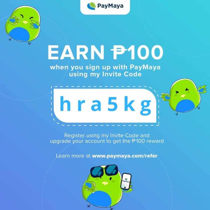 Score up to ₱200 for free when you sign up to PayMaya until September 30! | Cebu Finest