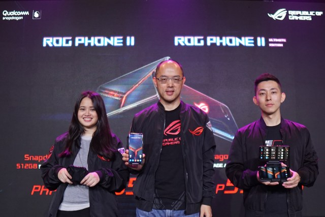 ASUS Republic Of Gamers officially launched the ROG Phone 2 | Cebu Finest