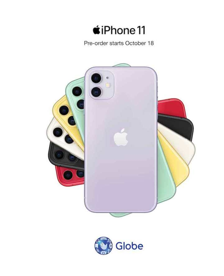 Globe offers flexible payment options for the iPhone 11 series smartphones   Cebu Finest