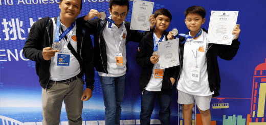 Cebuano grade schoolers win 2nd place in World Adolescent Robotics Competition | Cebu Finest