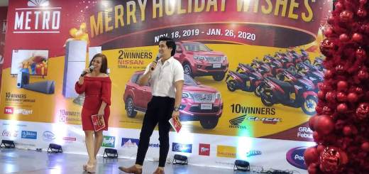 Metro Retail Stores' Merry Holiday Wishes with lots of amazing prizes for Christmas | Cebu Finest