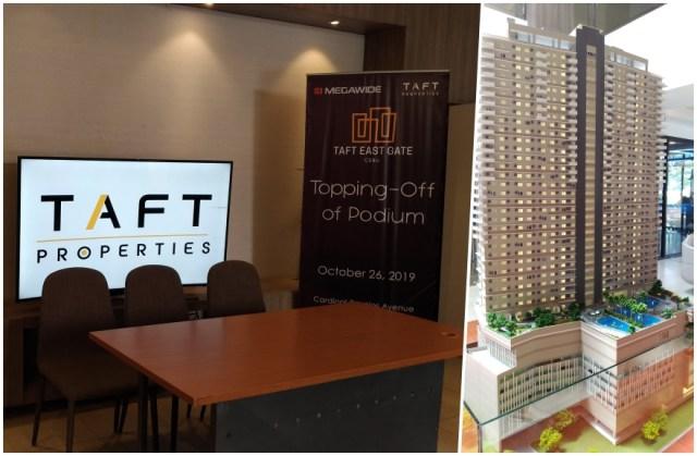 Taft Properties tops off retail and office podium of Taft East Gate | Cebu Finest