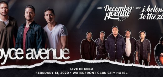 Boyce Avenue Live in Cebu on Valentine's Day | Cebu Finest