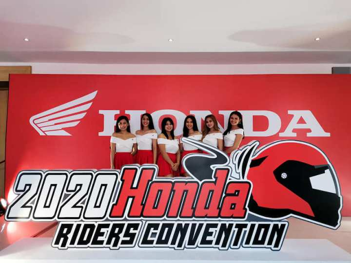 Honda PH unveils latest motorcycle model, Air Blade150, at the Riders Convention in Cebu | Cebu Finest