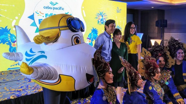 """Cebu Pacific Air opens """"The Year of the Piso"""", first seat sale promo for 2020 