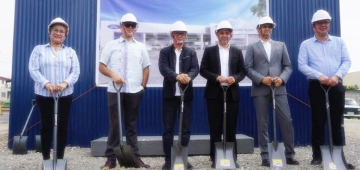 Ford PH starts 50th dealership facility construction in Cebu | Cebu Finest