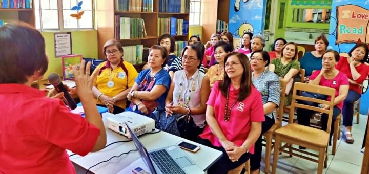 Zonta Club of Cebu 2 promotes family literary through reading | Cebu Finest