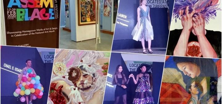 Local artists showcase works in Cebu to celebrate the gift of artistic talents | Cebu Finest