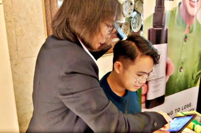 "Novuhair supports ""The Freeman 100 Cebuano Personalities"" in Cebu with a VIP treatment   Cebu Finest"