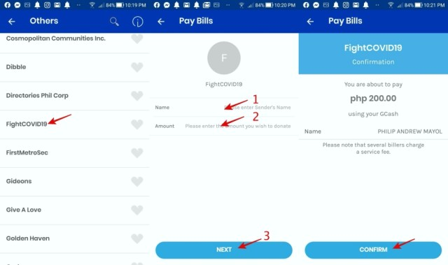 #FightCOVID19: GCash users may now send donation for medical frontliners via the app | Cebu Finest