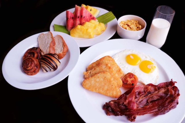 Quest Hotel & Conference Center Cebu's  Pusô Bistro & Bar available for delivery and takeaway | Cebu Finest
