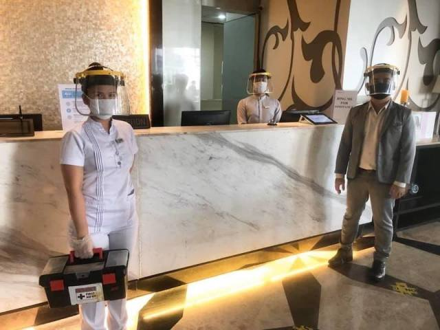 Chroma Hospitality Inc. introduces guidelines for intensified cleaning standards across Crimson and Quest hotels | Cebu Finest