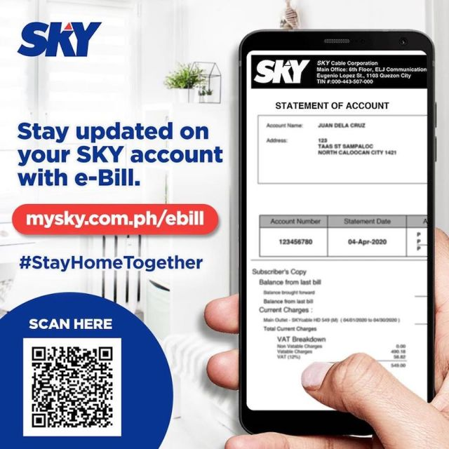 SKY subscribers can now safely manage subscriptions and ask for help online | Cebu Finest