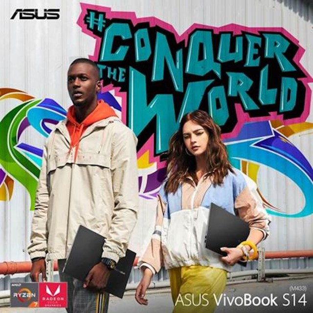 Conquer the World with the Newest ASUS VivoBook S14 (M433) | Cebu Finest