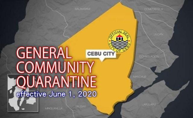 Labella releases Executive Order No. 79, Cebu City under General Community Quarantine effective June 1 | Cebu Finest