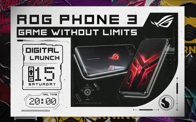 The third-gen gaming smartphone series, ASUS ROG Phone 3 is coming to the Philippines in August! | Cebu Finest