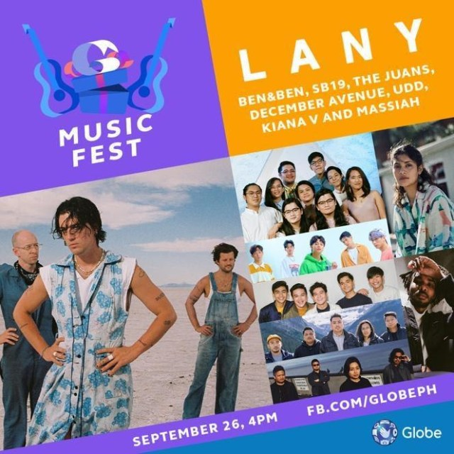 G Music Fest, A Music Festival Right at Home | CebuFinest