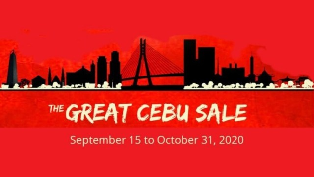 Get to know more about The Great Cebu Sale. | CebuFinest