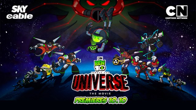 SKYCable brings kids to a galactic adventure with new Ben 10 Movie on Cartoon Network | CebuFinest