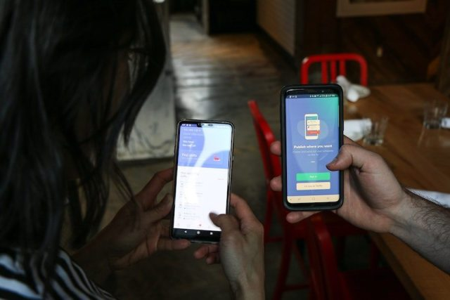 On most phones, the data transfer is disabled by default (with the exception of devices running older Android versions) and the link is only available on the power-providing end. | CebuFinest