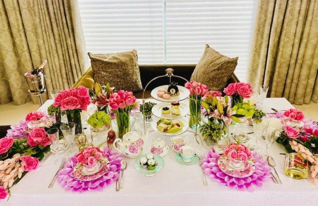 Tablescaping, or table-setting, is an activity involving the setting of themed dining tables in artful, decorative ways for social events, and in a variety of categories for competitions. It is a portmanteau of table and landscaping | CebuFinest