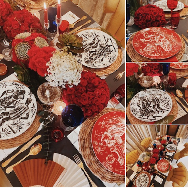 Anita Magsaysay Ho Bernardaud collection exclusively available at Rustan's. | CebuFinest
