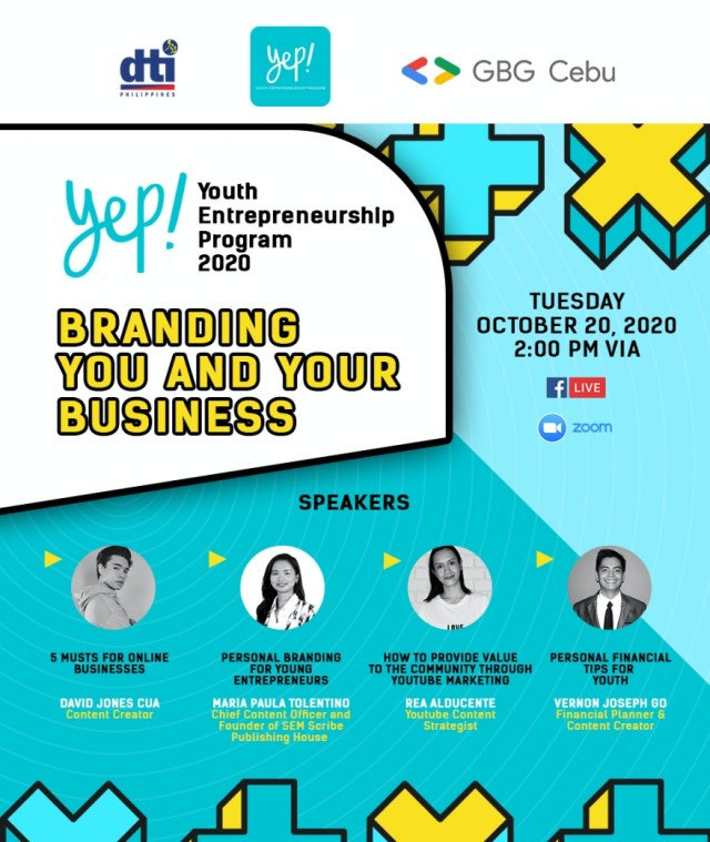Branding You and Your Business | CebuFinest
