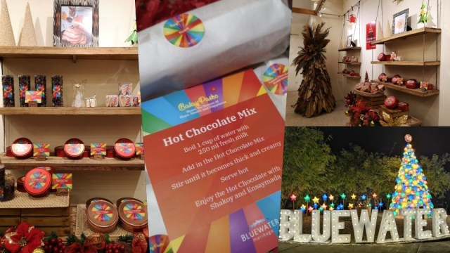 Bluewater Maribago Beach Resort Balay Pasko Christmas Goodies | CebuFinest
