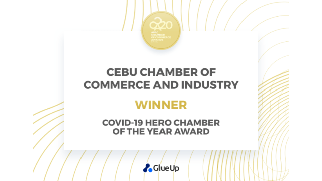 Cebu Chamber wins Hero Chamber award for COVID-19 initiatives | CebuFinest