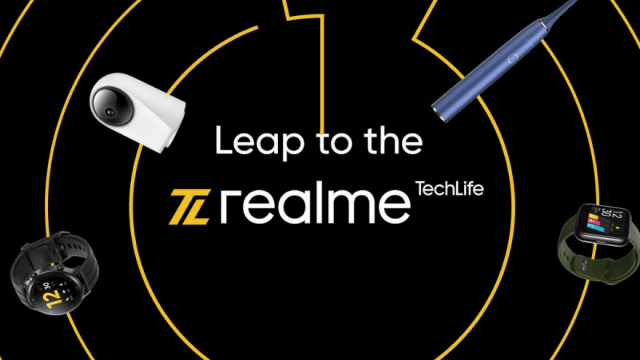 realme brings Filipinos' digital lifestyle to new heights with realme TechLife lineup | CebuFinest
