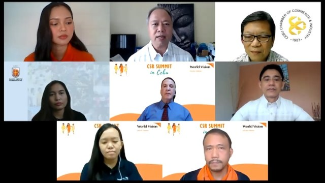 Top Business Leaders in Cebu converge for World Vision's 2nd virtual CSR Summit | CebuFinest