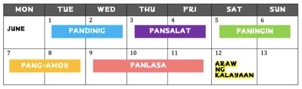 Dama Ko, Lahi Ko: Bringing the Filipino Culture to the World through our Senses on June 12 | CebuFinest