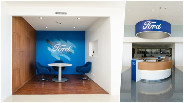 Ford Philippines' 50th dealership facility in Talisay, Cebu now open | CebuFinest