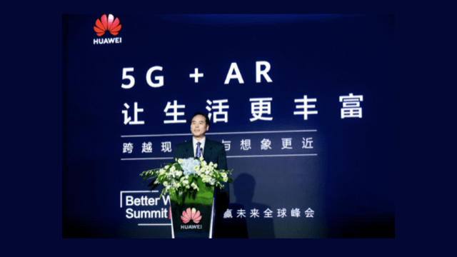 Huawei releases AR White Paper, elaborates on Benefits of 5G + AR   CebuFinest