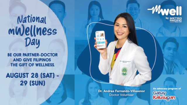mWell, PH's first fully-integrated Health & Wellness app rolls out nationwide virtual medical mission   CebuFinest