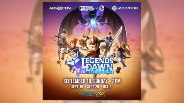 Legend Of Dawn: Mobile Legends' first-ever animated series premieres September 19 on Philippine TV | CebuFinest