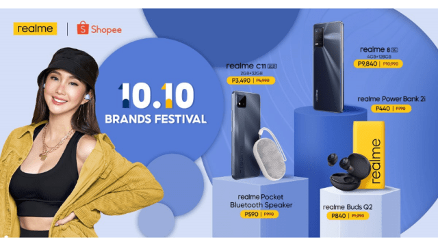 Shop the best in tech for less at Shopee's 10.10 Brands Festival   CebuFinest