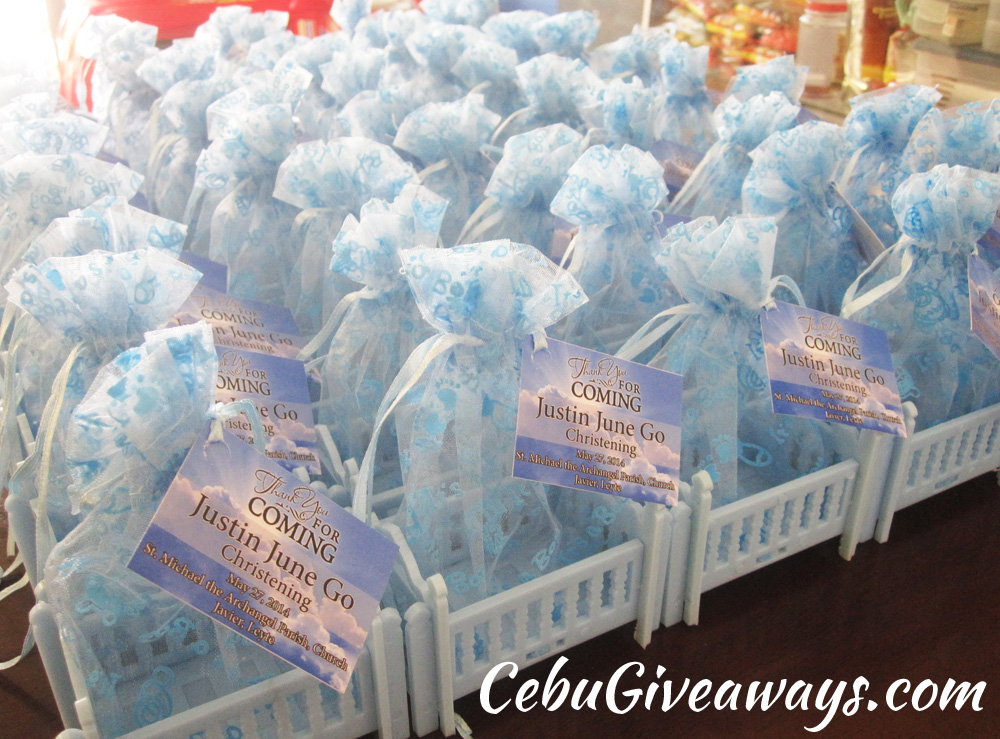 Giveaways For Baptism