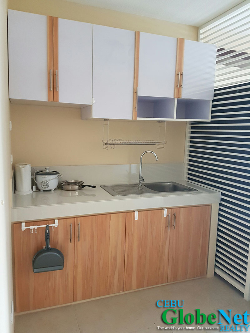 Furnished Studio Type Condo For Rent In One Oasis