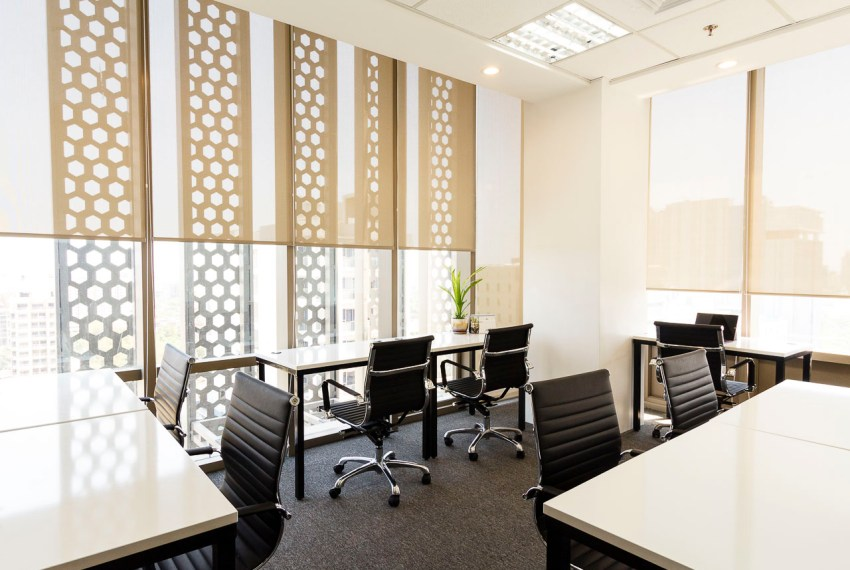 RCP133 Serviced Office for Rent in Cebu IT Park Cebu Grand Realt