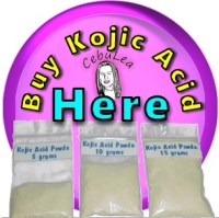 Buy Kojic Acid Here
