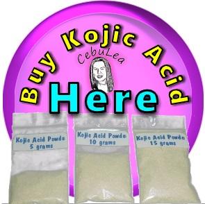 Buy Kojic Acid Here