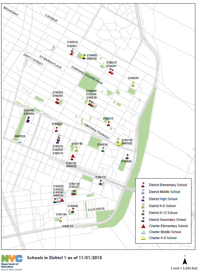 D1 MAP