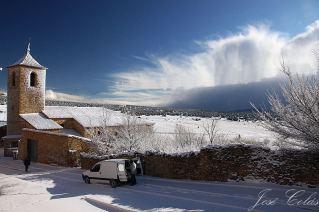 Nieve otoñal (Saldón)