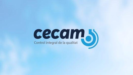 Imatge corporativa i logotip CECAM